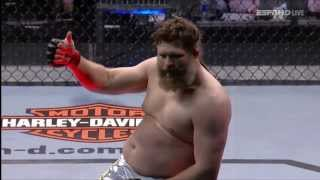 """MMA - Roy """"Big Country"""" Nelson - 2013"""