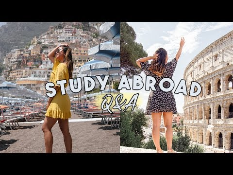 College Study Abroad Q&A: budgeting, making friends, homesickness