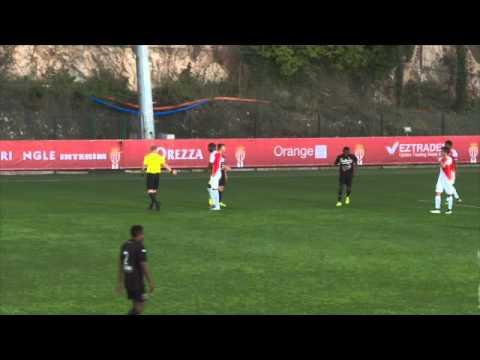 CFA Groupe C : AS Monaco- Nice B (2-2)