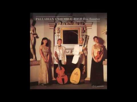 J.S. Bach : Fourteen 'Goldberg' Canons BWV 1087 - Palladian Ensemble