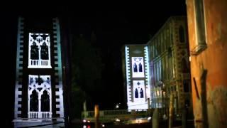 """L'Arte libera la notte"" // Notte Bianca Venezia 2012"