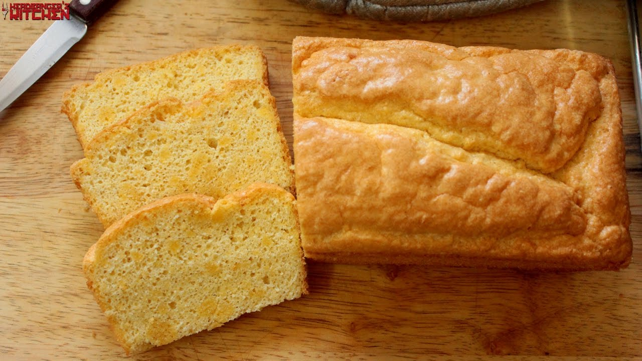 Low Carb Keto Bread Recipe