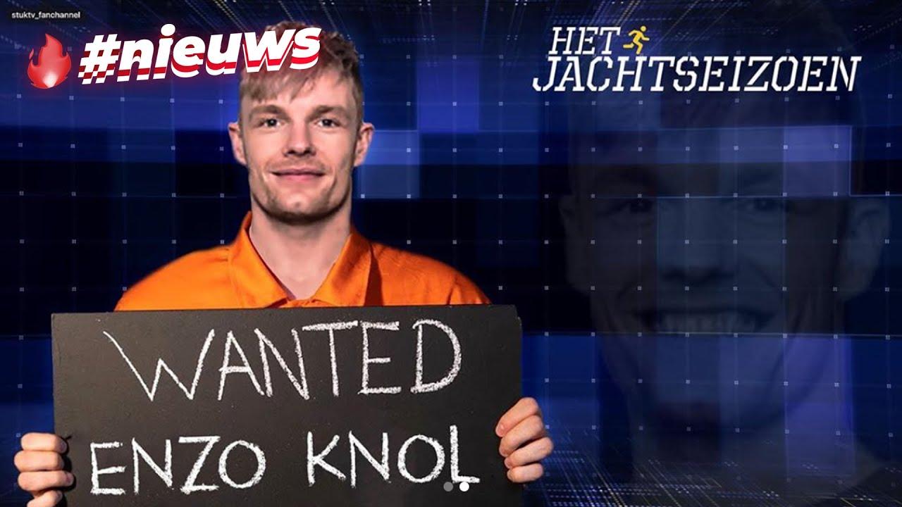 Enzoknol in StukTV Jachtseizoen! EXTRA BEELDEN! - #NIEUWS