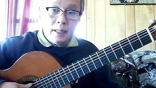 Đệm SLOW ROCK Căn Bản (Bao Hoang Guitar)
