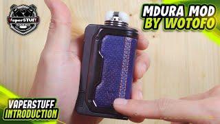 MDURA Mod by Wotofo