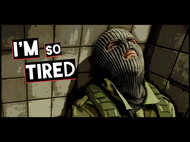 burned out on tarkov quests