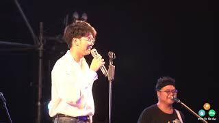รวมมุกฮา- นนท์ ธนนท์  คอนเสิร์ต พะเยาเราโสด 2019 [fancam]