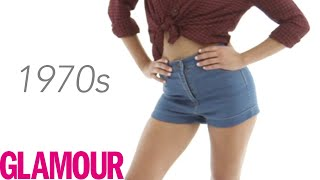 100 Years of Jeans | Glamour