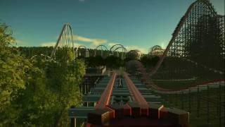 goliath rmc style coaster planet coaster
