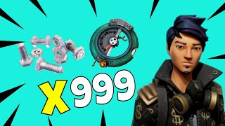 The Most OVERPOWERED Farming Hero! Striker A.C. | Fortnite Save The World