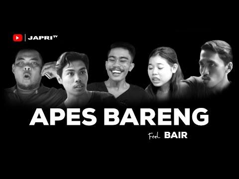APES BARENG x MAS BAIR