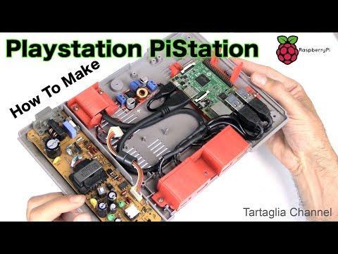 PiStation - Tutte