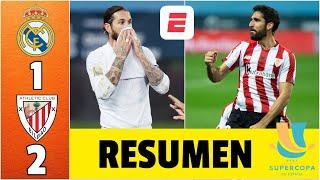 Real Madrid 1-2 Athletic. Benzema y Asensio hicieron de todo. García, liquidó. | Supercopa de España