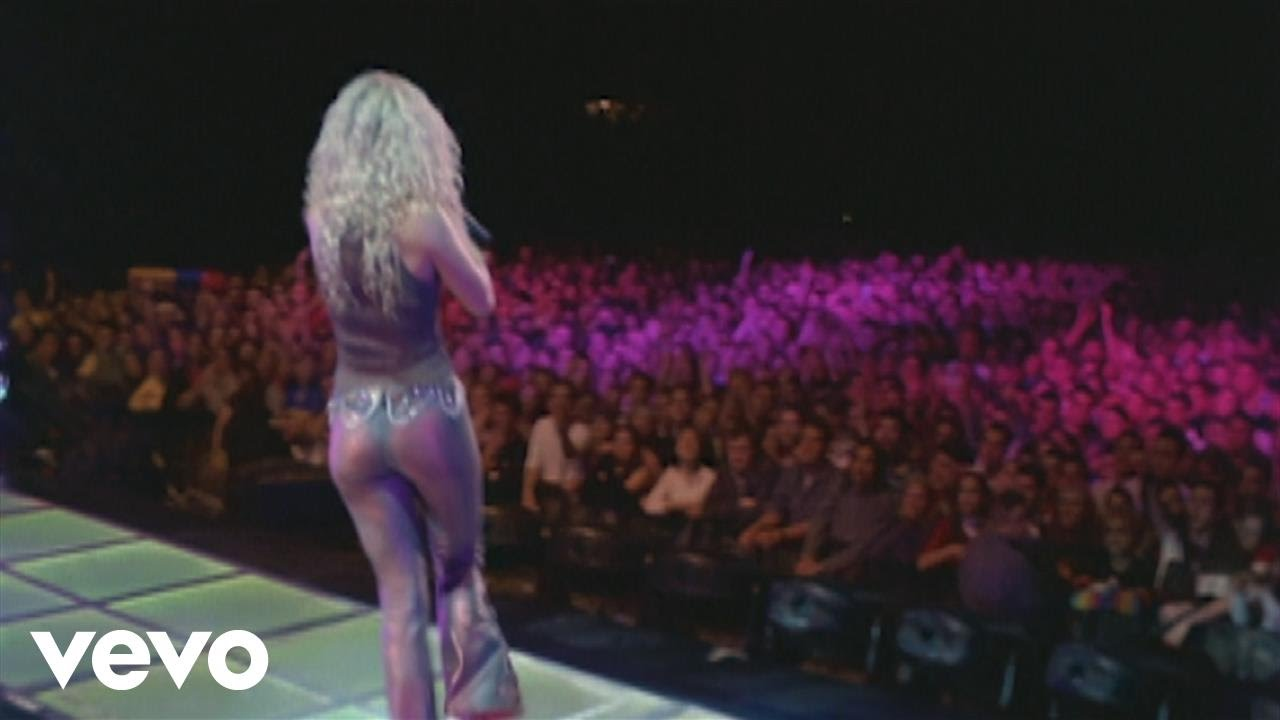Download Shakira - Ready for the Good Times (from Live & Off the Record)