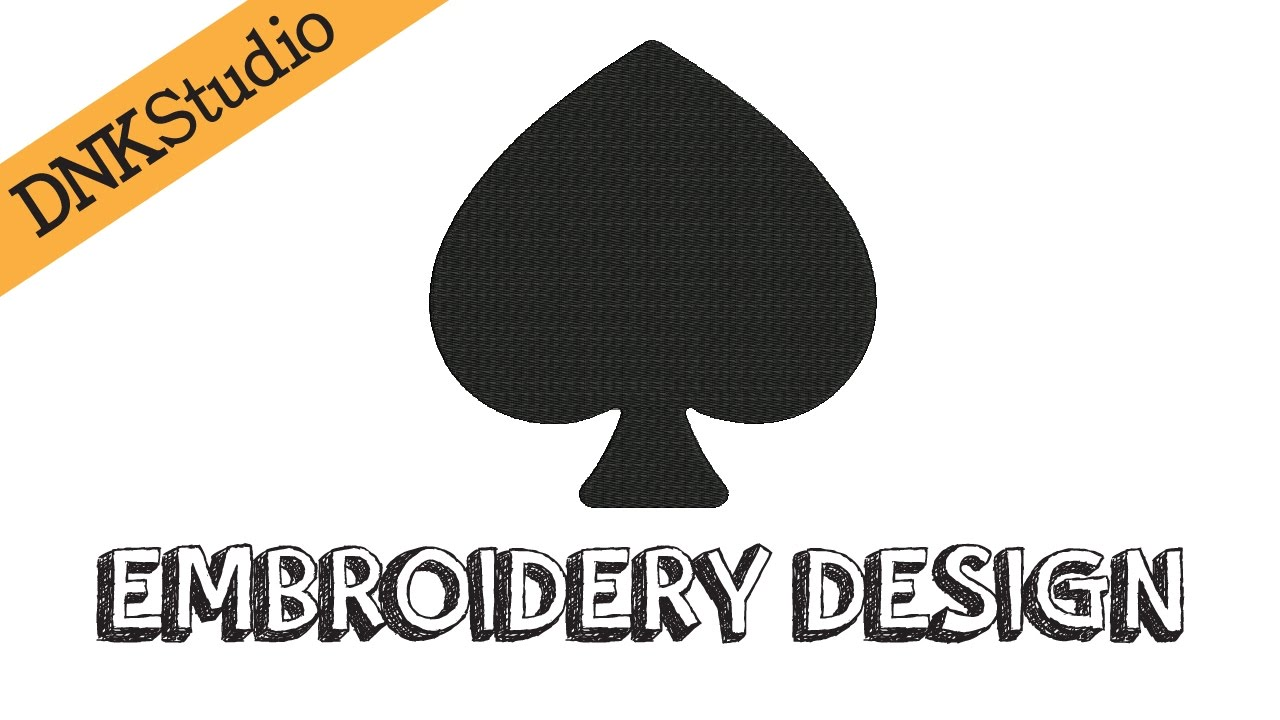 Playing cards symbols spades pikes embroidery design youtube playing cards symbols spades pikes embroidery design biocorpaavc