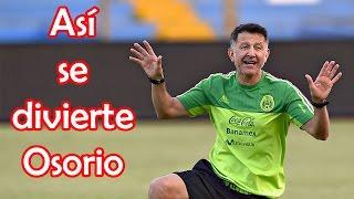 Los 5 momentos curiosos de JC Osorio
