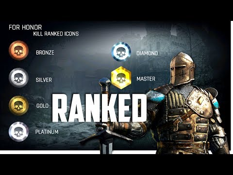 For Honor Ranked and Tournament Mode | Initial Impressions