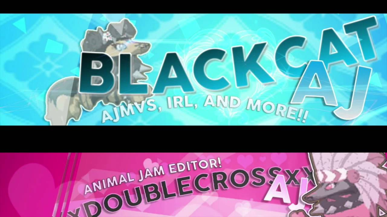 Animal Jam Youtube Channel Art Wwwmiifotoscom