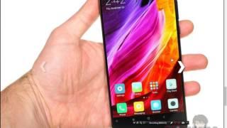 Xiaomi Mi Mix Smart Phone review [Urdu/Hindi] | All screen , Features