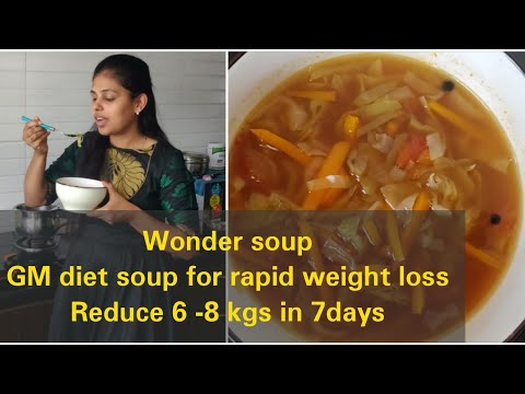 gm diet soup day 2
