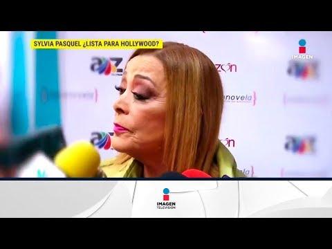 ¡Sylvia Pasquel le mandó su CV a Eugenio Derbez! | De Primera Mano