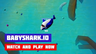BabyShark.io · Game · Gameplay