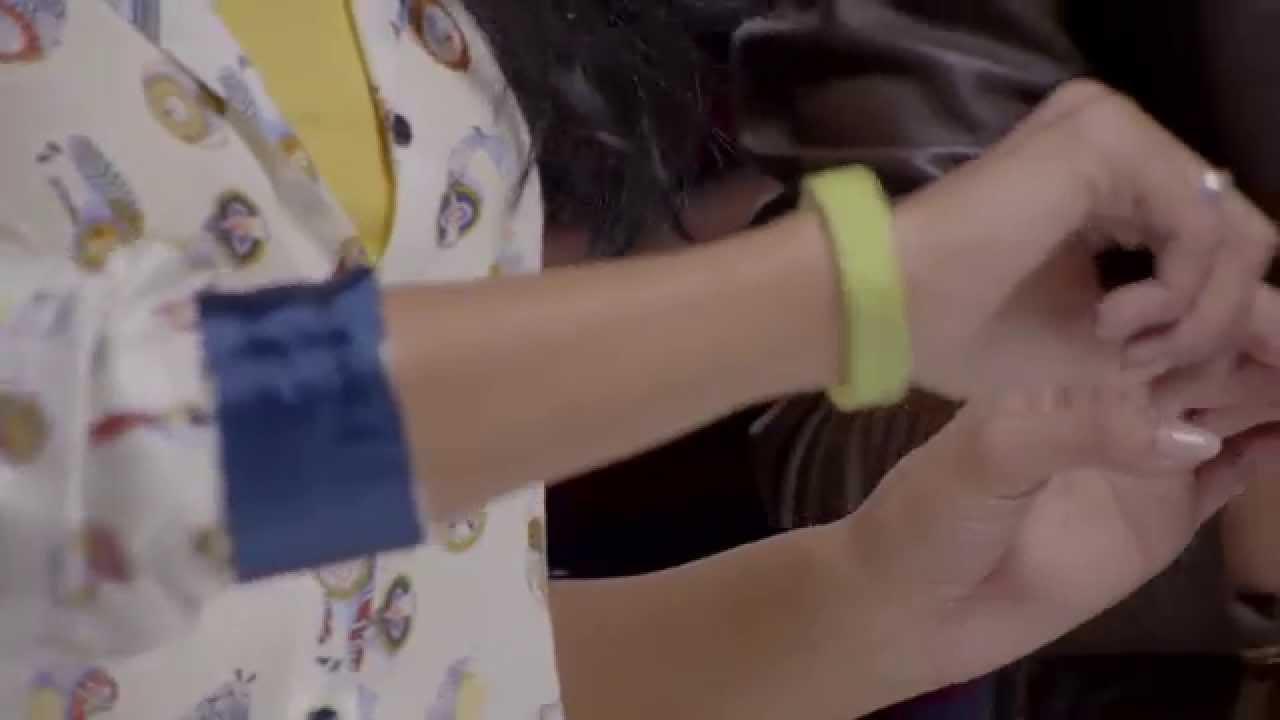Armband aus der rexona werbung