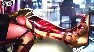 "Supergirl and Rhea ""Nice Boots"" Wonder Woman TV Promo | HD Wonder Woman Superhero Movie"