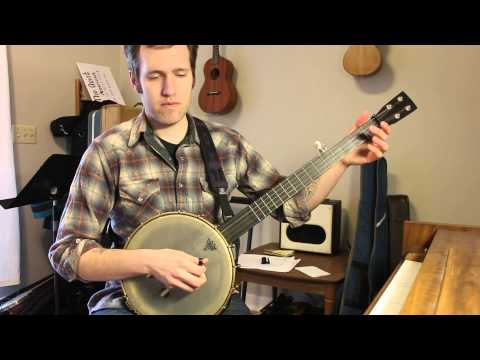 Intro To Two Finger Old Time Banjo Style