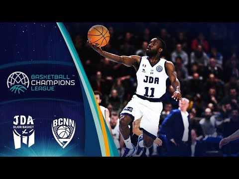 Jda Dijon V Nizhny Novgorod – Highlights – Round Of 16 – Basketball Champions League 2019-20