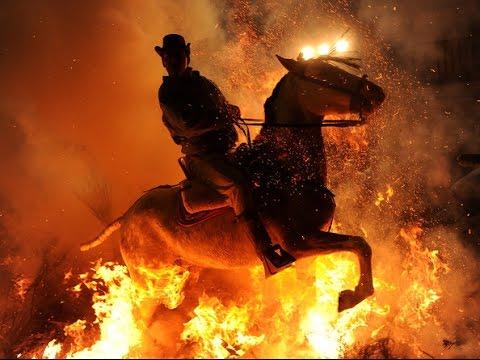 10 Bizarre Festivals in Spain