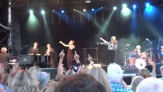 "Ina Müller ""3 Männer her"" live in Rantum auf Sylt am 25.07.2014"