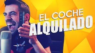 EL COCHE ALQUILADO