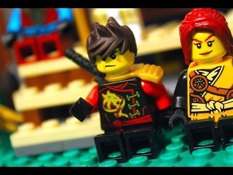 LEGO NINJAGO Piracy! Episode 4 - Three Wishes