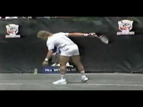 McEnroe vs Gerulaitis  Final Forest Hills 1983
