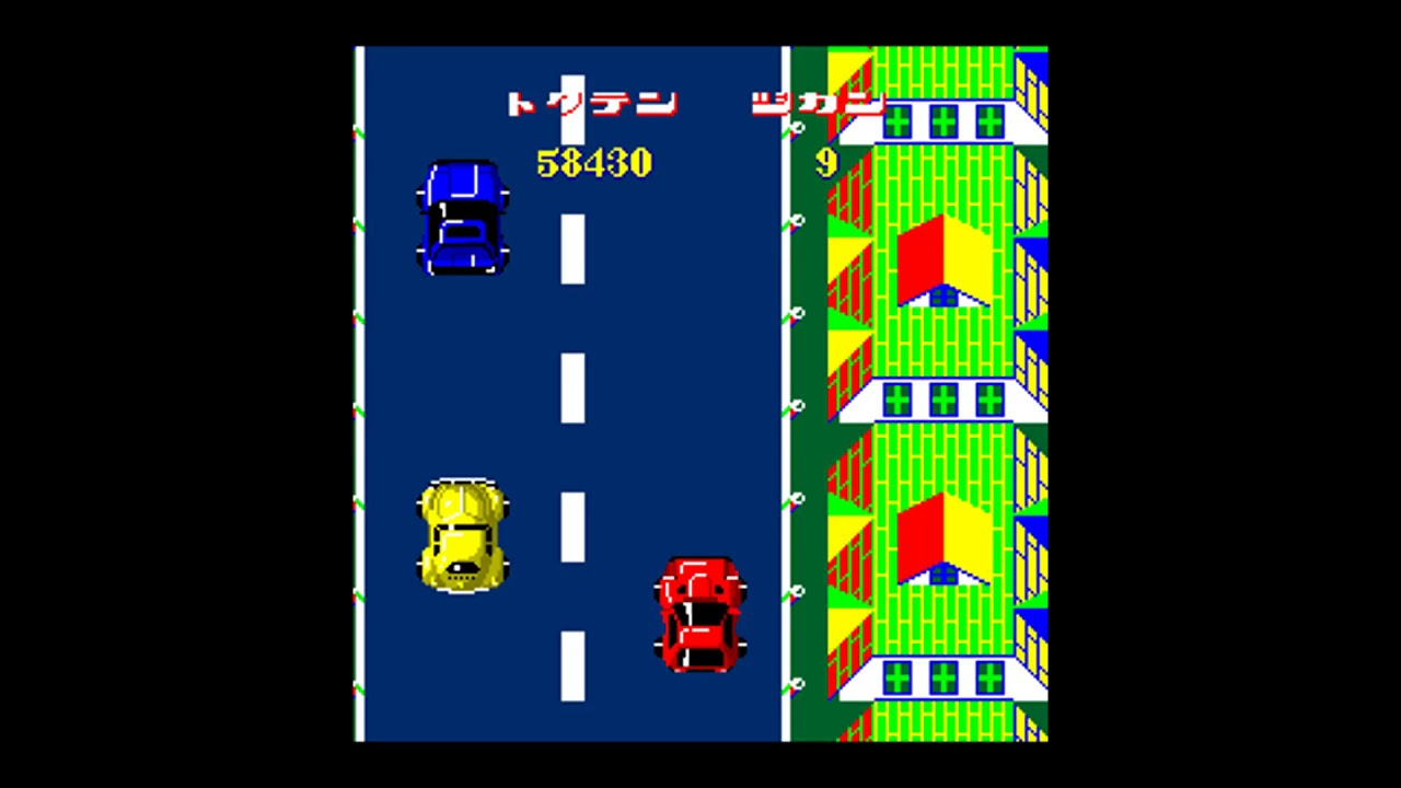 Super Speed Race Junior (スー...