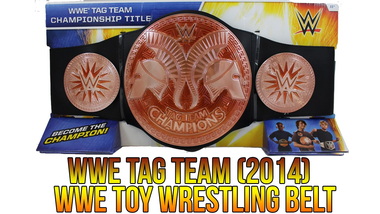 WWE FIGURE INSIDER: WWE Tag Team Championship (2014) - WWE ...