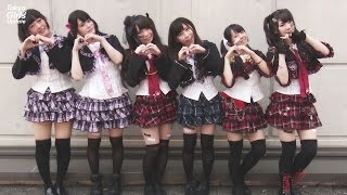 Here is the Tokyo Girls' Update's comment video from an idol group ...
