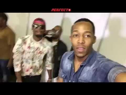 Vunja mbavu na hii clip ya Wema Sepetu, Calisah, Idris Sultan na Diamond Platnumz