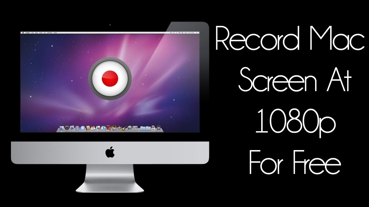 how do you record your computer screen mac free