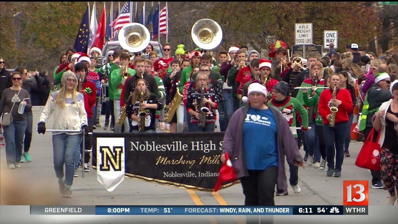 Noblesville Christmas Parade 2020 Noblesville Christmas Parade   YouTube