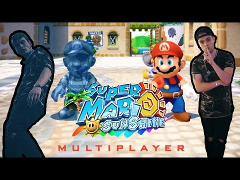 MARIO SUNSHINE als MULTIPLAYER!
