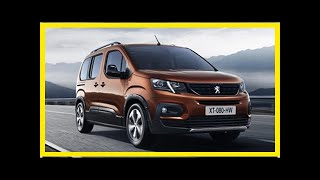 All-new 2018 Peugeot Rifter set to replace Partner Tepee by BuzzFresh News