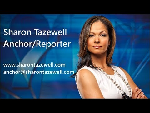 Sharon Tazewell - Anchor / Reporter