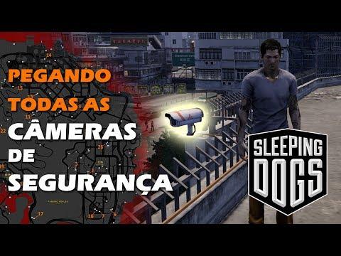 Sleeping Dogs - Pegando todas as câmeras de segurança!