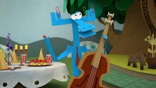 Бумажки - Самый фееричный сборник - Праздник с Ари и Тюк Тюком! 🎉🎁🎈- мультфильмы  для детей