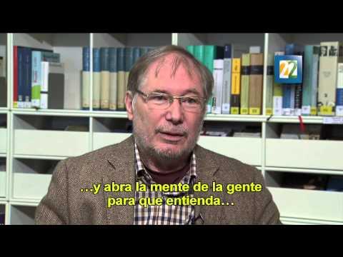 Entrevista con el teórico de teatro Hans Thies Lehmann