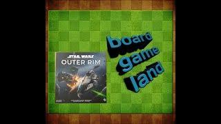 Star Wars Outer Rim - Zewnętrzne Rubieże