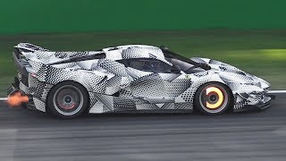 Best Cars Sounds Vol. 11 - FXX K Evo, MP4/6, Top Fuel Dragster, M5 V10, F1 GTR & More!