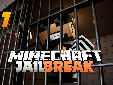 Minecraft JAIL BREAK S2E7 - HEADHUNTER